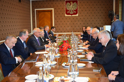 Belarus invites Poland to boost investment cooperation