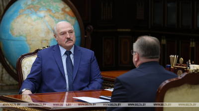Lukashenko calls for eliminating unnecessary intermediation inside Belarus