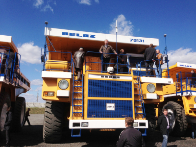 Belarusian BelAZ to ship 15-20 haul trucks to Turkey