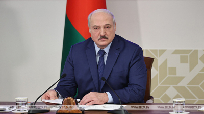Lukashenko: Sovereignty is not only about preserving the state, it is also about national ambitions