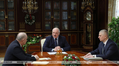 Lukashenko: Price stability is a priority